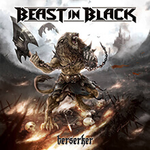 BERSERKER/BEAST IN BLACK