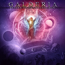 RETURN OF THE COSMIC MEN/GALDERIA
