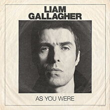 AS YOU WERE/LIAM GALLAGHER