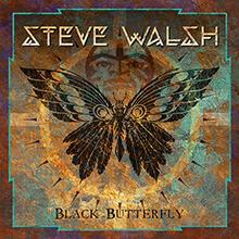 BLACK BUTTERFLY/STEVE WALSH