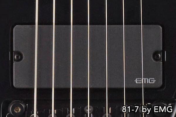 707, 81-7 by EMG