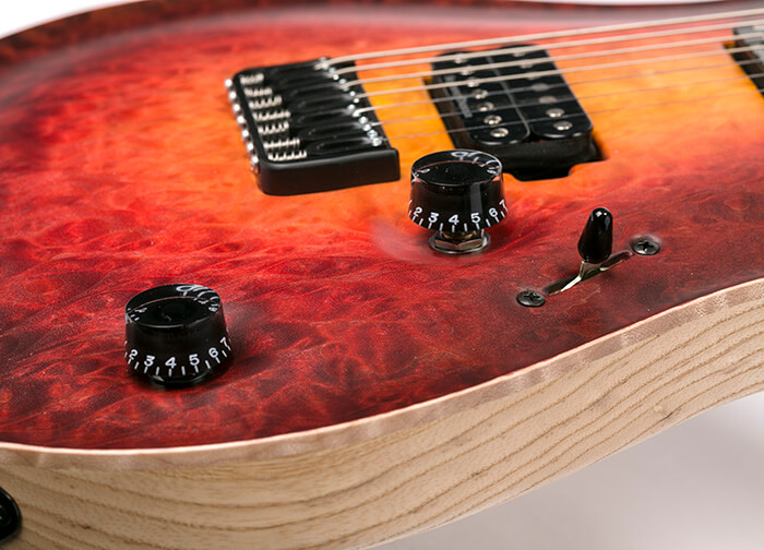 MAYONES GUITARS Regius Core Classic 7 拡大2