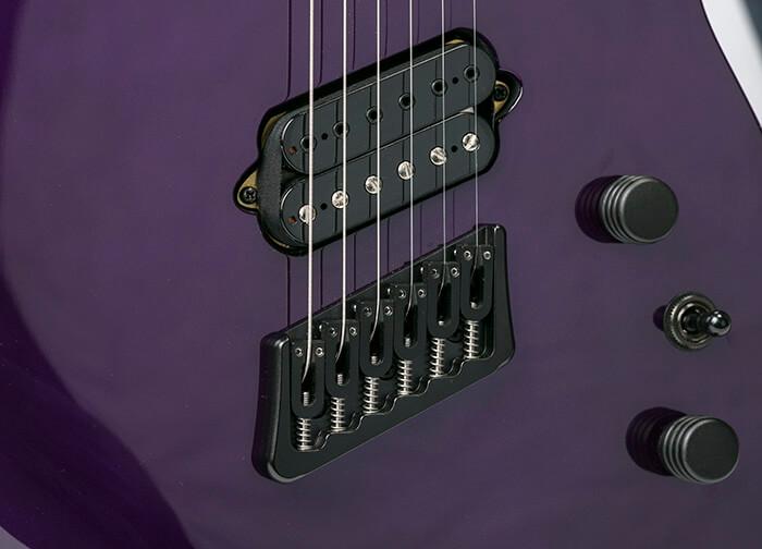 ORMSBY GUITARS SX GTR6 MS VC -Violent Crumble- 拡大3