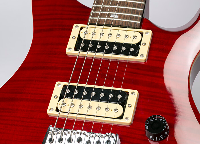 PRS GUITARS SE Custom 24 7-String 拡大2
