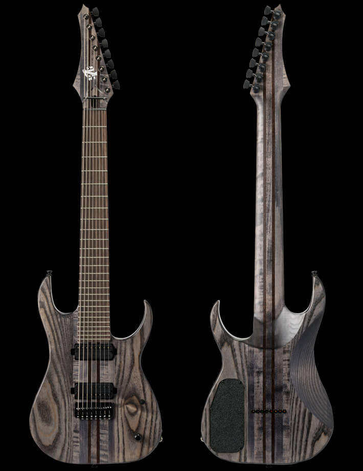 STRICTLY 7 GUITARS:Cobra Standard8 HT/T