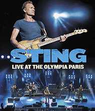 LIVE AT THE OLYMPIA PARIS/STING