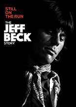 Jeff Beck Documentary Cover