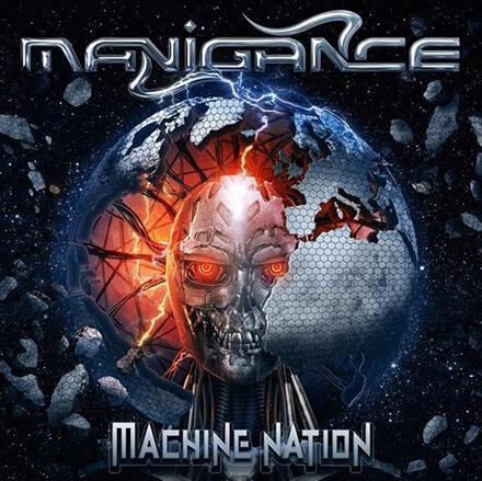 MACHINE NATION/MANIGANCE