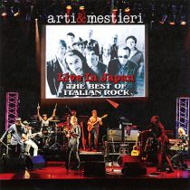 ARTI & MESTIERI - LIVE IN JAPAN〜THE BEST OF ITALIAN ROCK