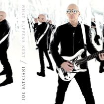 JOE SATRIANI - WHAT HAPPENS NEXT