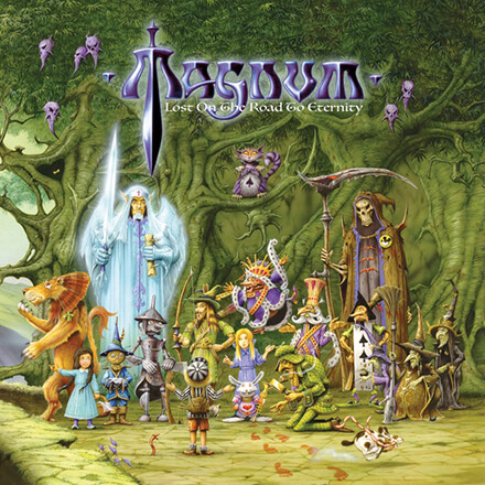 LOST ON THE ROAD TO ETERNITY/MAGNUM