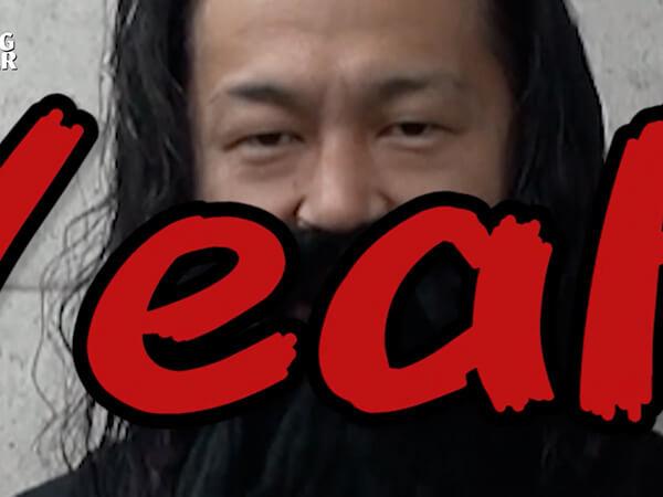 ペトルーシ風にレッツ・ドロップ!!