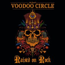 ALEX BEYRODT'S VOODOO CIRCLE - RAISED ON ROCK