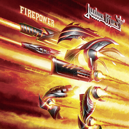JUDAS PRIEST/FIREPOWER