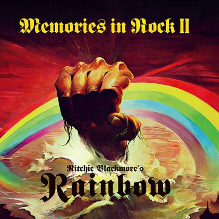 MEMORIES IN ROCK II/RITCHIE BLACKMORE'S RAINBOW