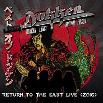 DOKKEN - RETURN TO THE EAST LIVE (2016)