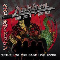 DOKKEN - RETURN TO THE EAST LIVE (2016)