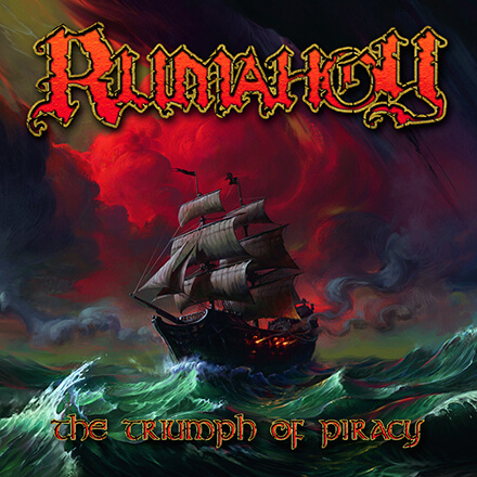 THE TRIUMPH OF PIRACY/RUMAHOY