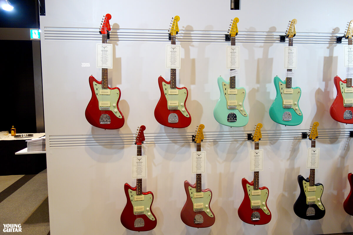 Fender Custom Shop Show 潜入レポート!