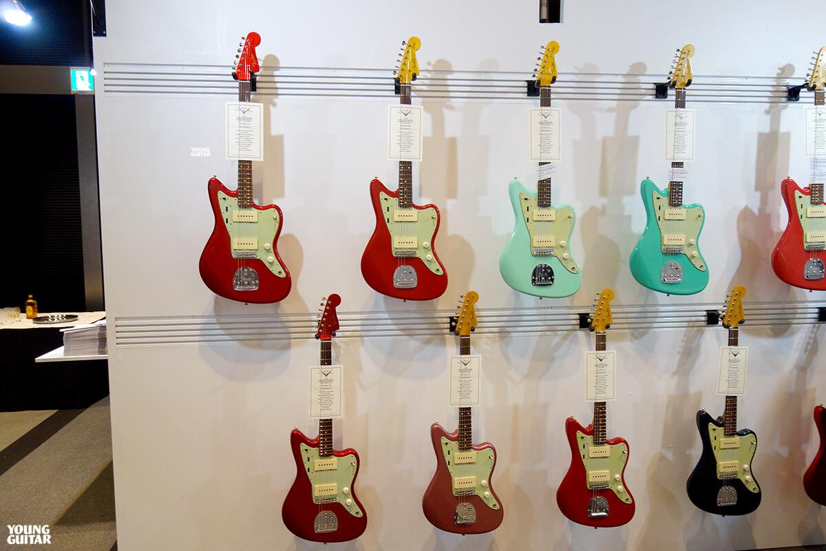 Fender Custom Shop Show 潜入レポート!