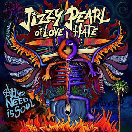 ALL YOU NEED IS SOUL/JIZZY PEARL