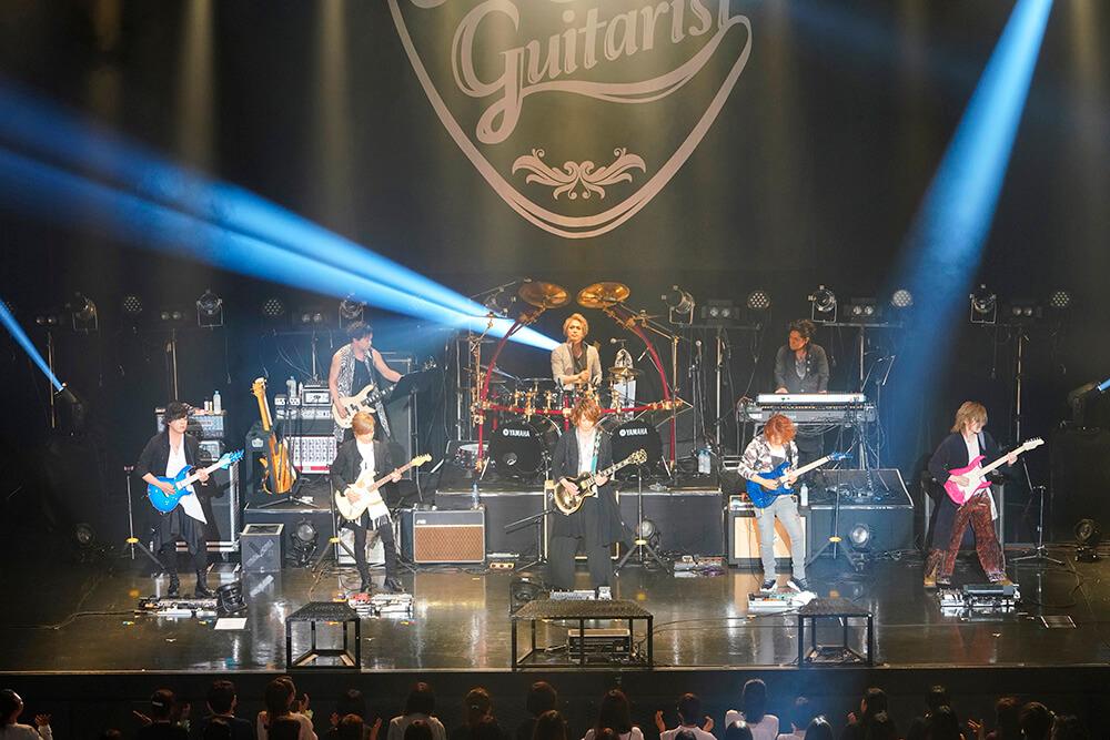 Legend Guitarist Vol.3 〜Reunion〜 2018.5.31 @ゼップダイバーシティ東京 ライヴ・レポート