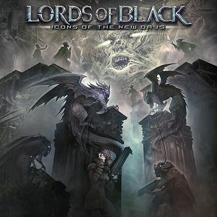 ICONS OF THE NEW DAYS/LORDS OF BLACK
