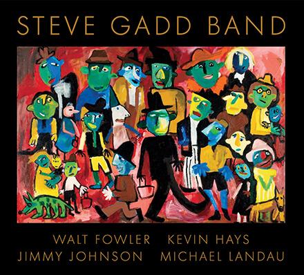 STEVE GADD BAND/STEVE GADD BAND