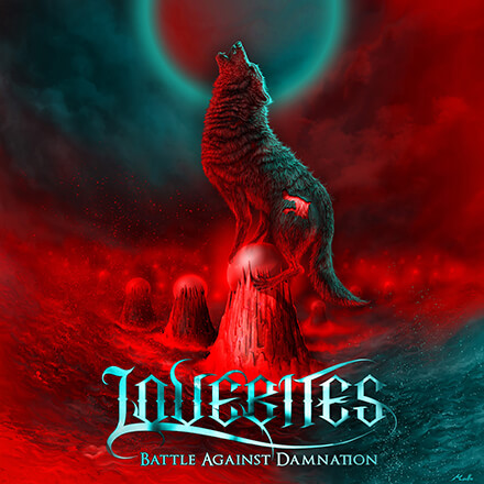BATTLE AGAINST DAMNATION/LOVEBITES