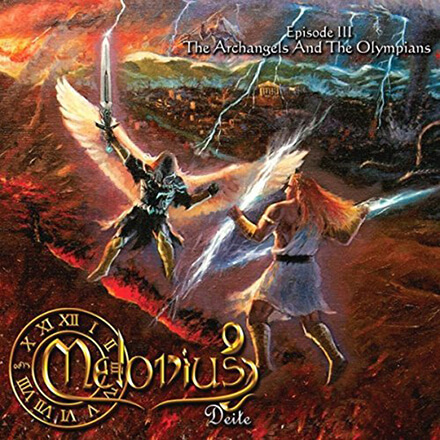 EPISODE : THE ARCHANGELS AND THE OLYMPIANS/MELODIUS DEITE