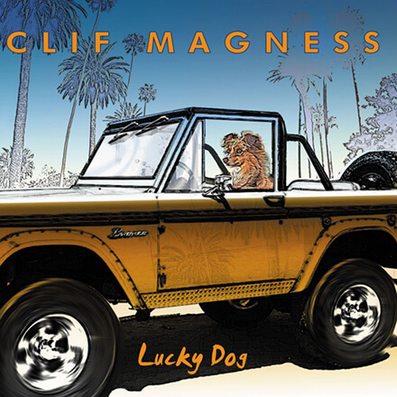 LUCKY DOG/CLIF MAGNESS
