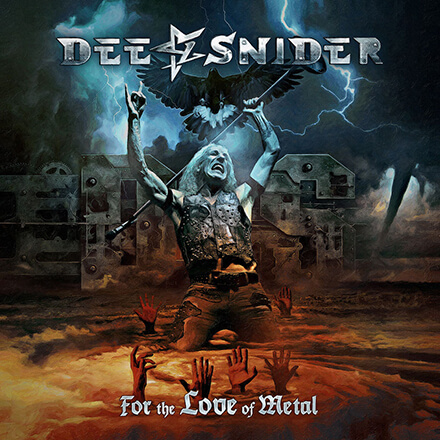 FOR THE LOVE OF METAL/DEE SNIDER