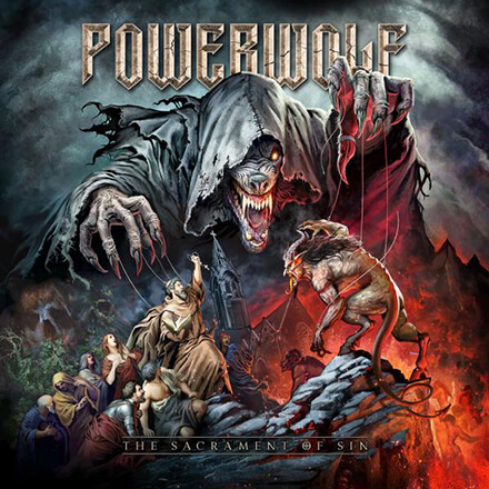 THE SACRAMENT OF SIN/POWERWOLF