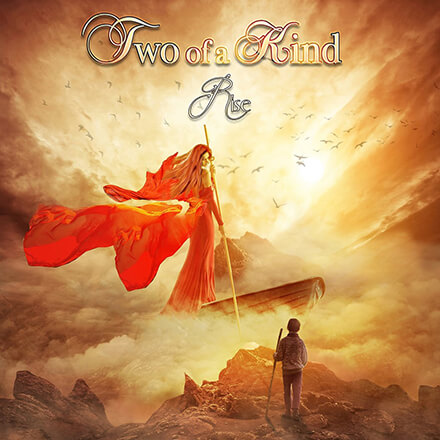 RISE/TWO OF A KIND