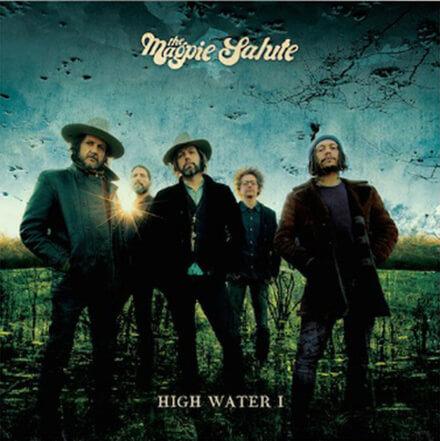 HIGH WATER I/THE MAGPIE SALUTE ブラック・クロウズ直系のブルース・ロック