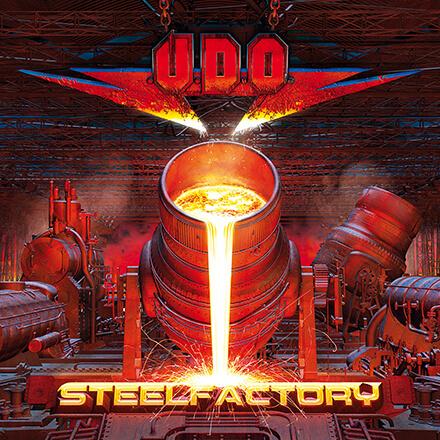 STEELFACTORY/U.D.O. – 「これぞメタル!」な第16作