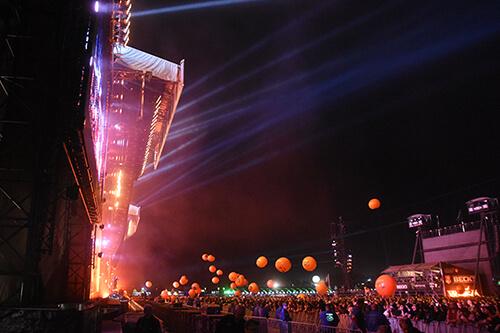 ハロウィン:カボチャ風船