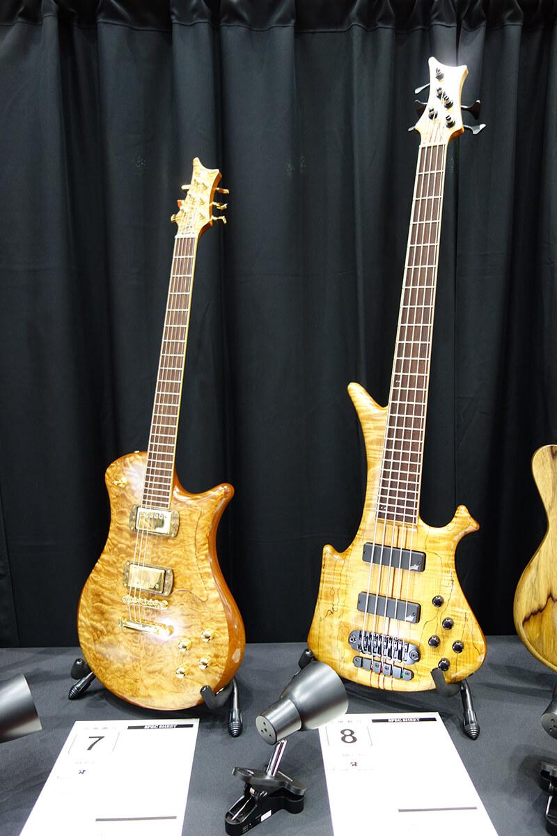Four Spirals Basses & Guitars
