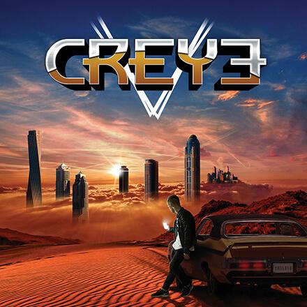 CREYE/CREYE 透明感と哀愁に満ちた古き良き北欧メロハーを展開するデビュー作