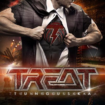TUNGUSKA/TREAT 透明感に満ちたメロディック・ハードと美メロに拮抗する強力なギター