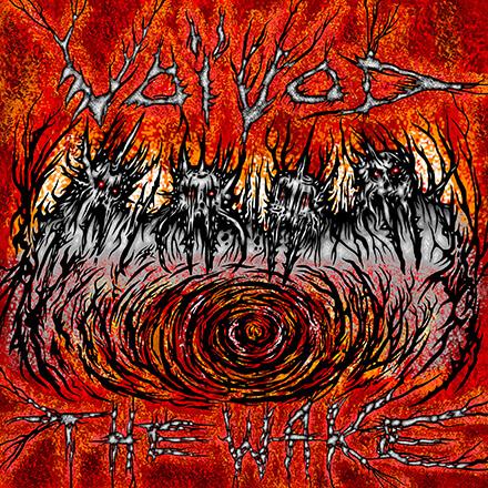 THE WAKE/VOIVOD 黒い無機質性に染められた14作目