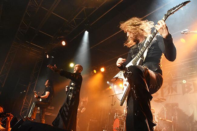 ビースト・イン・ブラック:バンド