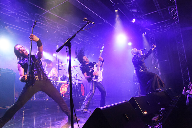 ビースト・イン・ブラック:バンド/フォーメーション