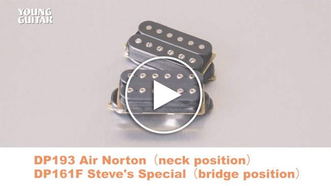 DP193 Air Norton&DP161F Steve's Special