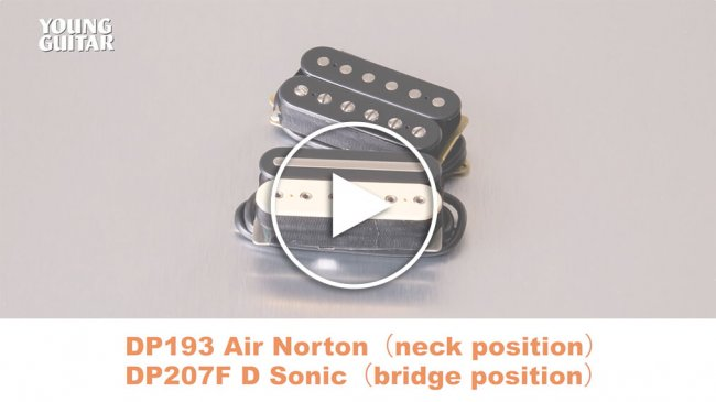 DP193 Air Norton&DP207F D Sonic
