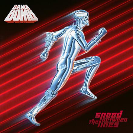 SPEED BETWEEN THE LINES/GAMA BOMB 北アイルランド産突撃クロスオーヴァー・スラッシャーの日本デビュー盤