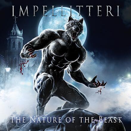 THE NATURE OF THE BEAST/IMPELLITTERI ヘヴィ・メタルの伝統と革新に懸け続けた男が示す、生きたサウンド/プレイの真髄
