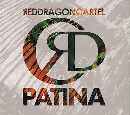 PATINA/RED DRAGON CARTEL レトロさを感じさせないジェイクの'70年代風ヘヴィ・ロック