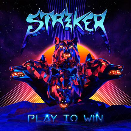 PLAY TO WIN/STRIKER 現代的な質感の'80sメタルとスリリングな2本のギター
