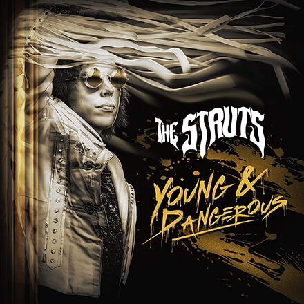 YOUNG & DANGEROUS/THE STRUTS より広大な音空間の構築に成功した2nd